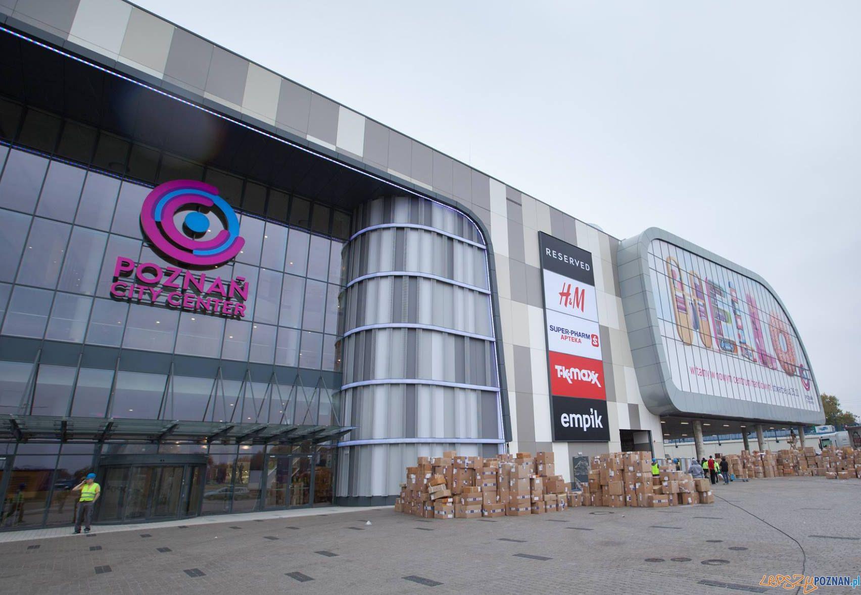 Poznań City Center  Foto: