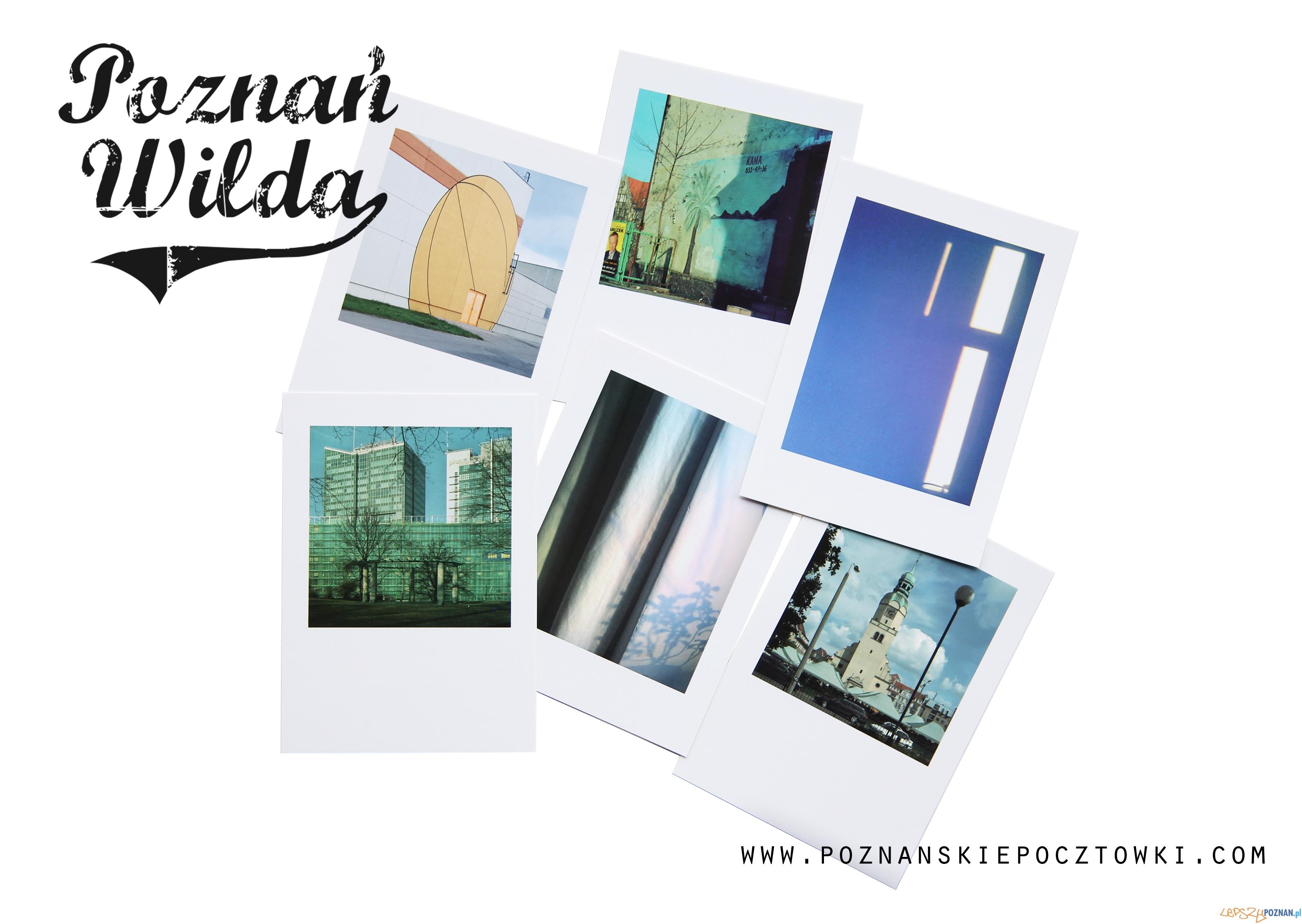 Poznańskie Pocztówki - Wilda  Foto: