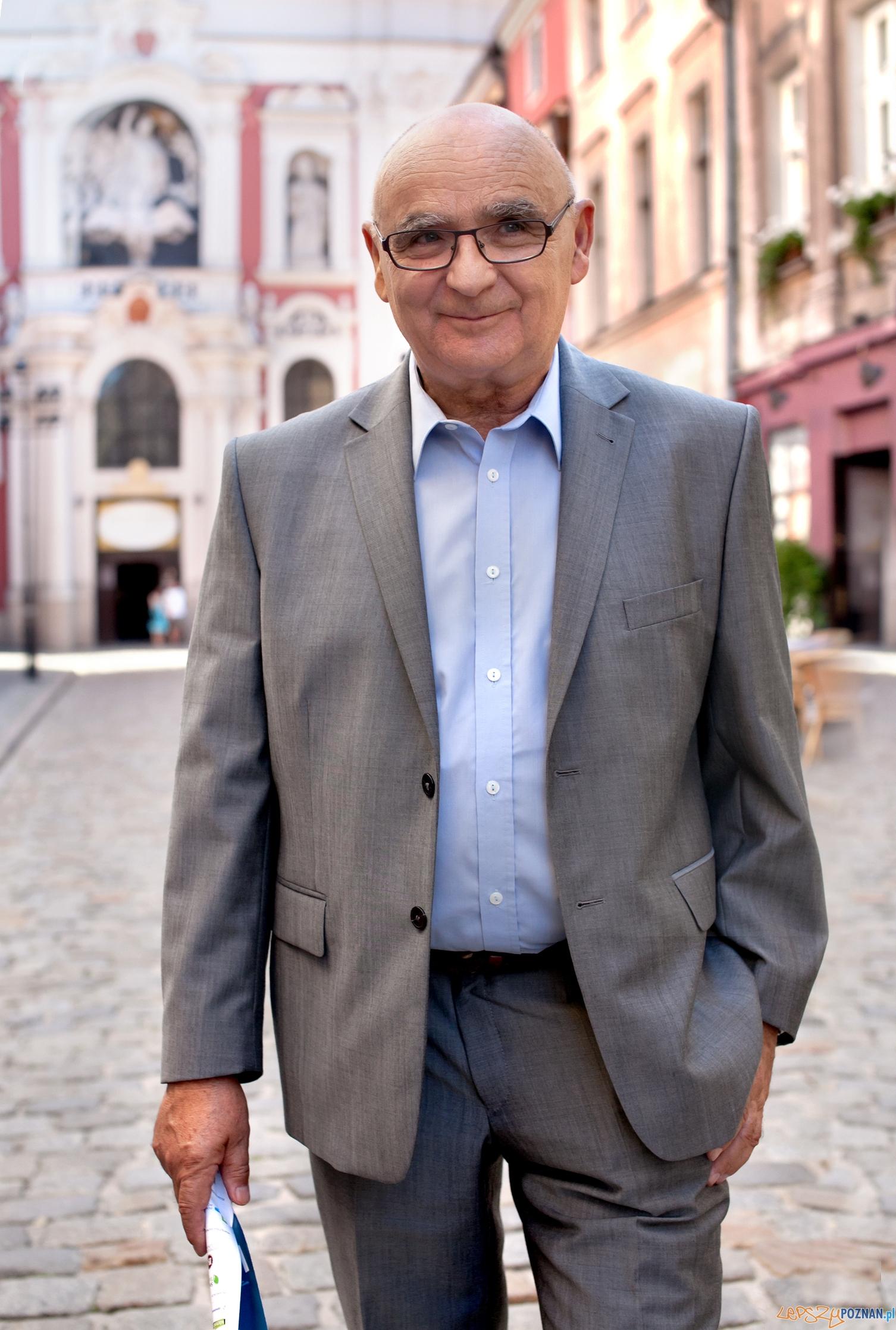Józef Orczyk  Foto: WSB