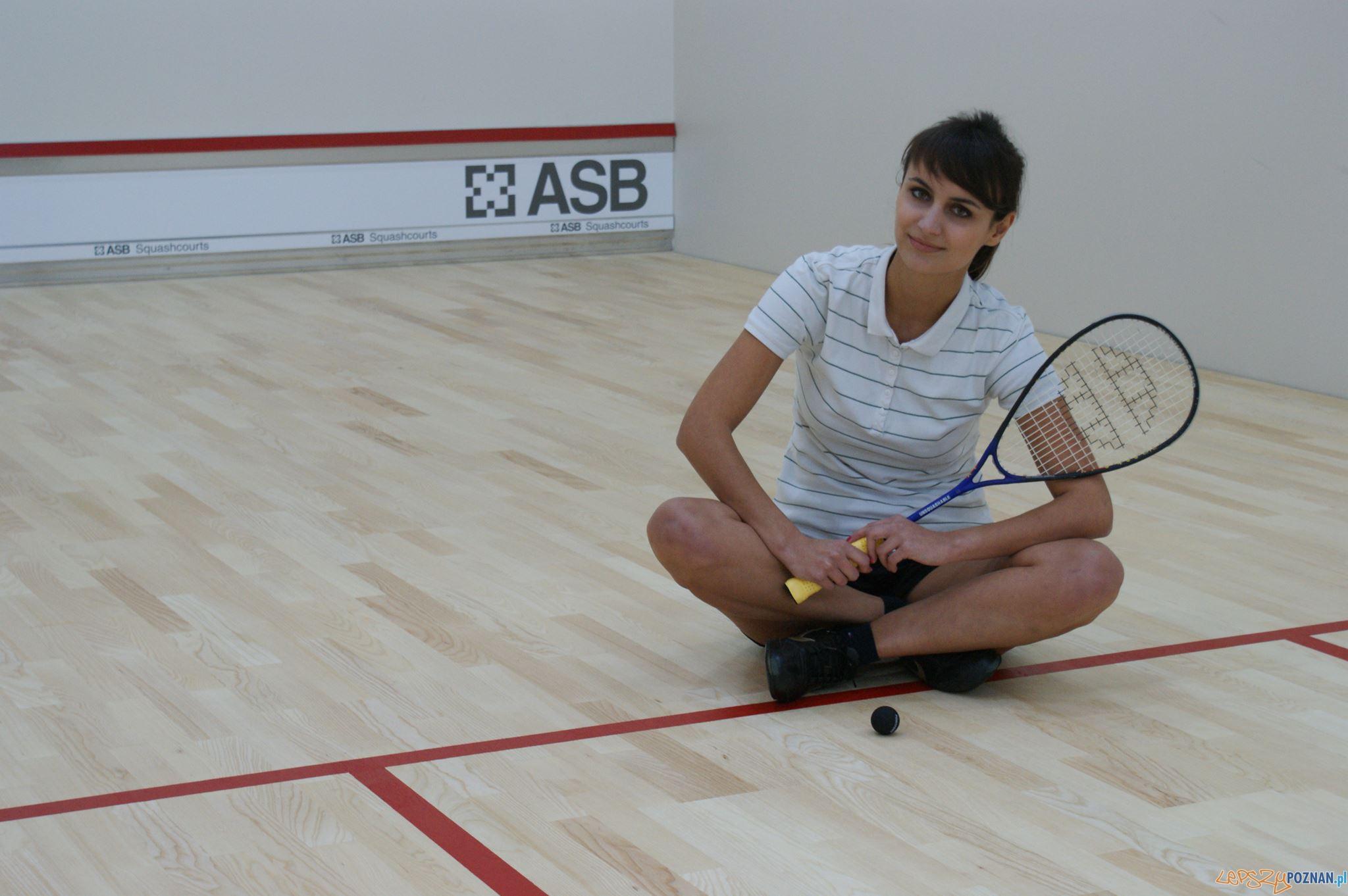 Korty do squasha w Plewiskach  Foto: