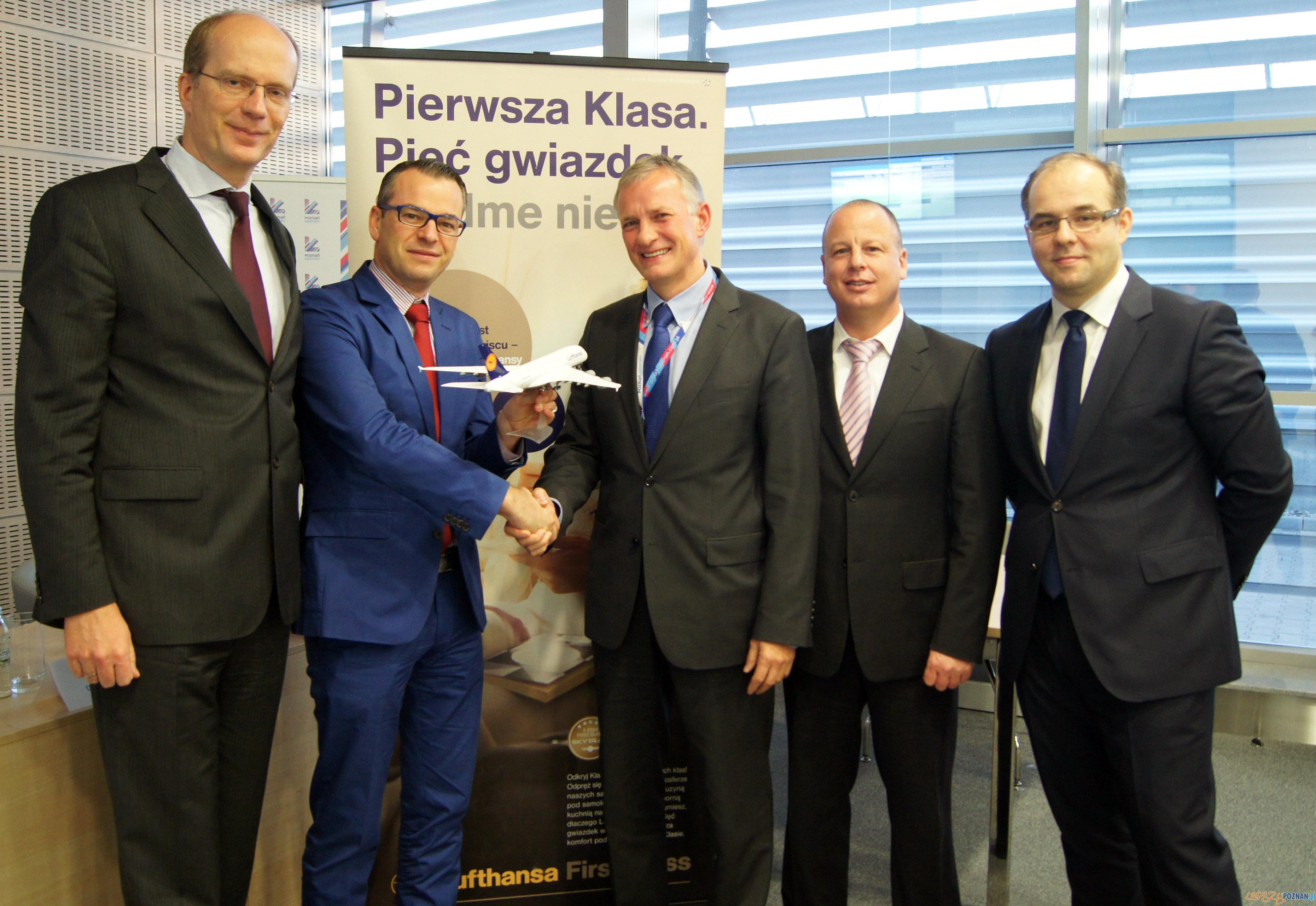 Nowe połączenia z Ławicy  Foto: Port Lotniczy Poznań Ławica