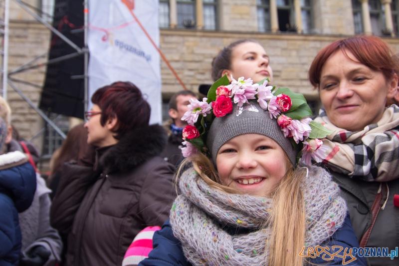 Imieniny Świętego Marcina - pochód. 11.11.2013 r.  Foto: lepszyPOZNAN.pl / Piotr Rychter