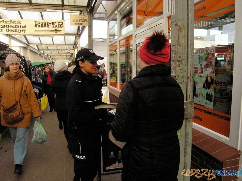 Uwaga na złodzieja  Foto: KW Policji w Poznaniu