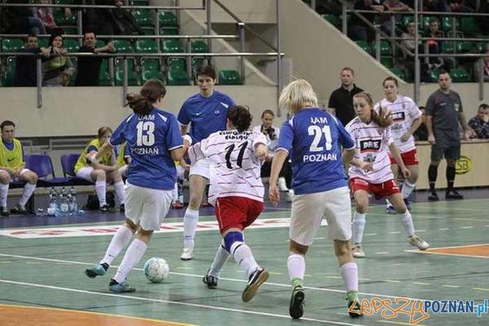 Piłkarki UAM  Foto: http://uam-kobiety.futbolowo.pl