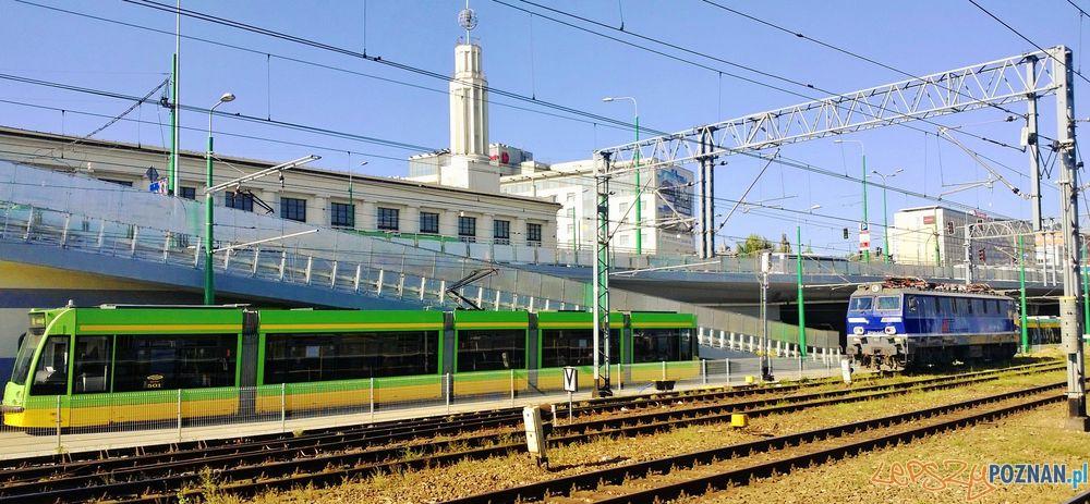 19 - nowa linia tramwajowa  Foto: