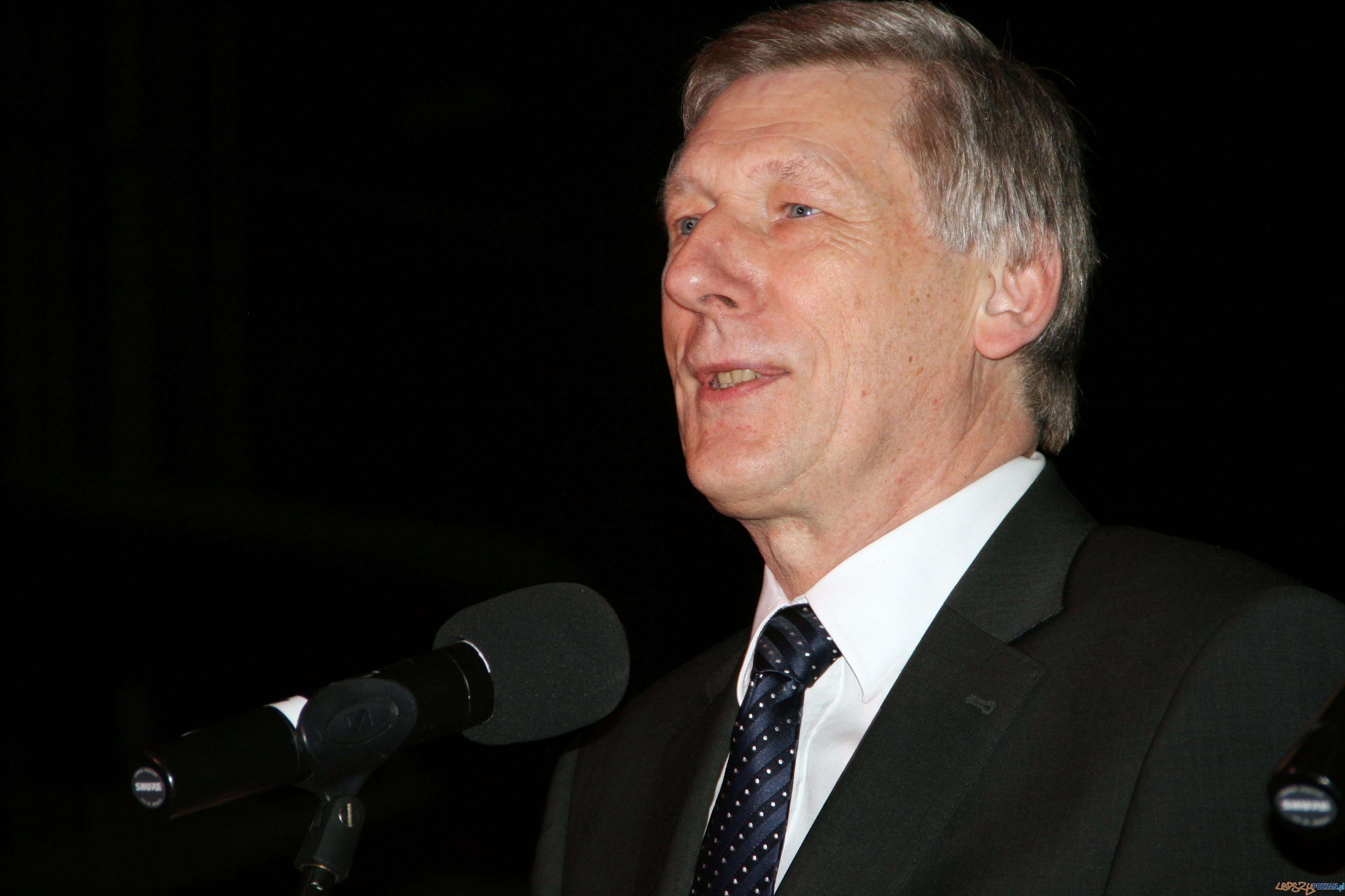 Prof Marek Ratajczak  Foto: UEP