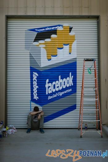 Facebook - uzależnienie   Foto: