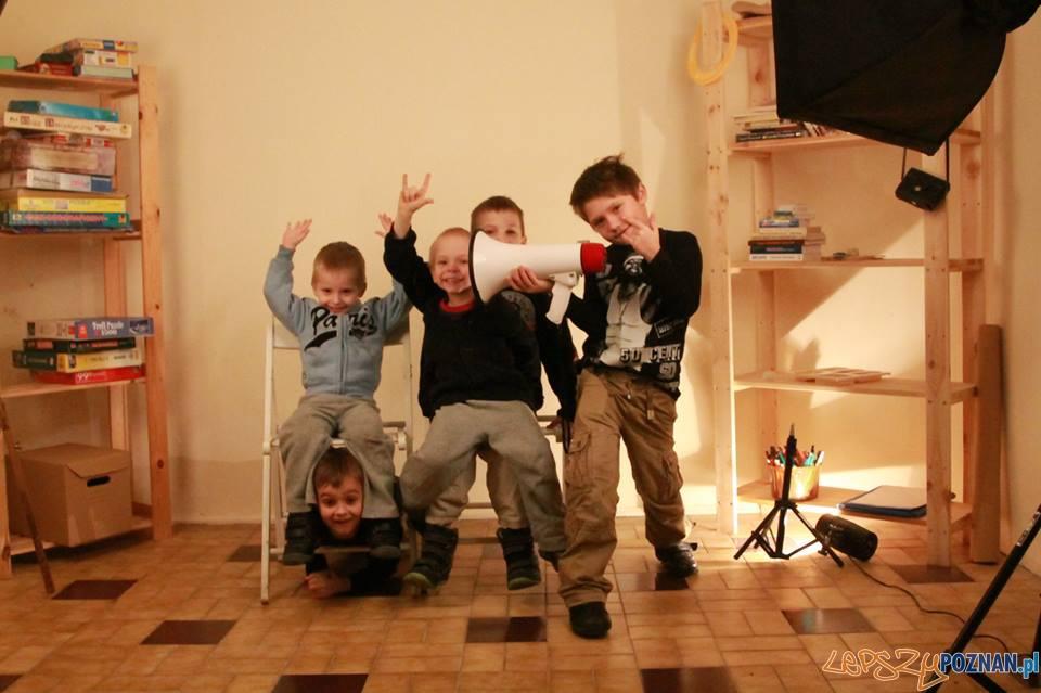 Warsztaty foto dla dzieciaków  Foto: facebook.com/dzielnico