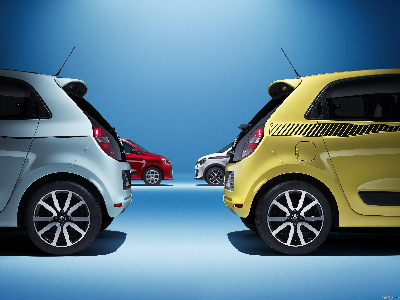 Nowe renault twingo  Foto: Renault