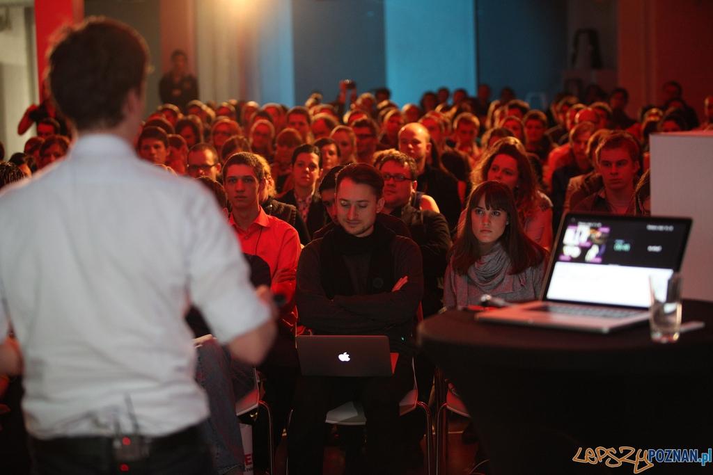 TEDx Poznań  Foto: materiały prasowe