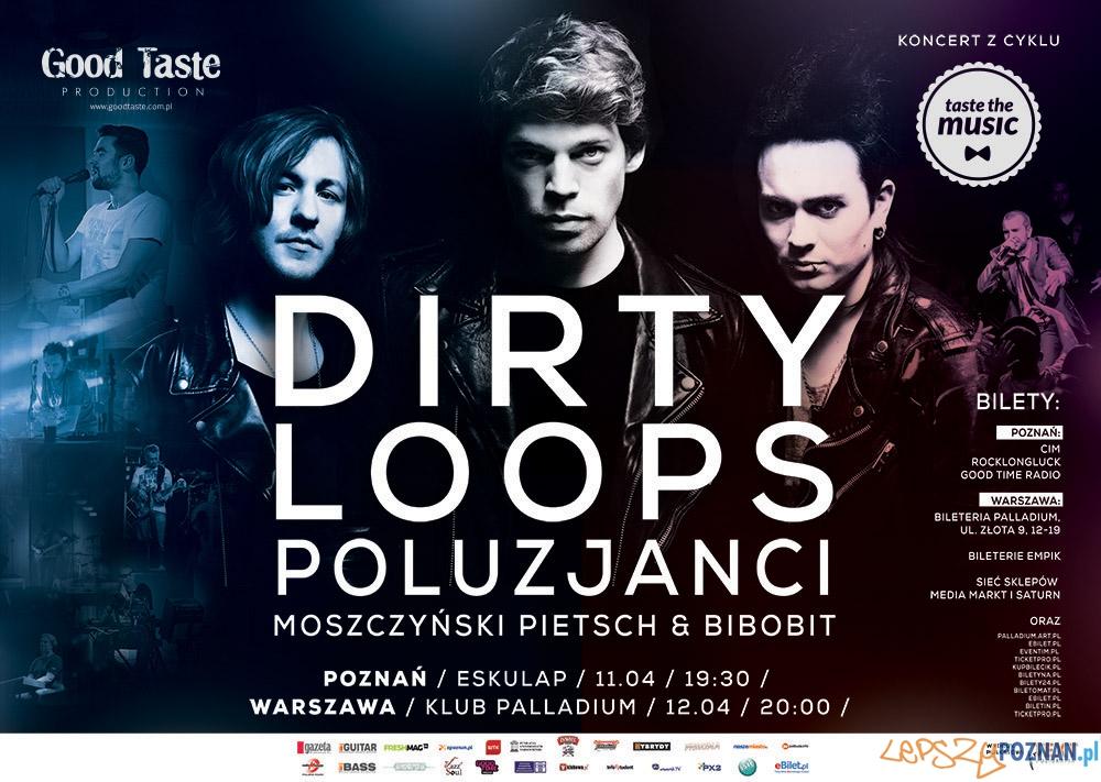Taste The Music - DIRTY LOOPS  Foto:
