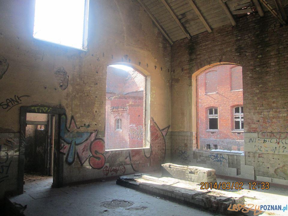 Opuszczony psychiatryk  Foto: Adam Foetke/psychiatryk owińska/facebook