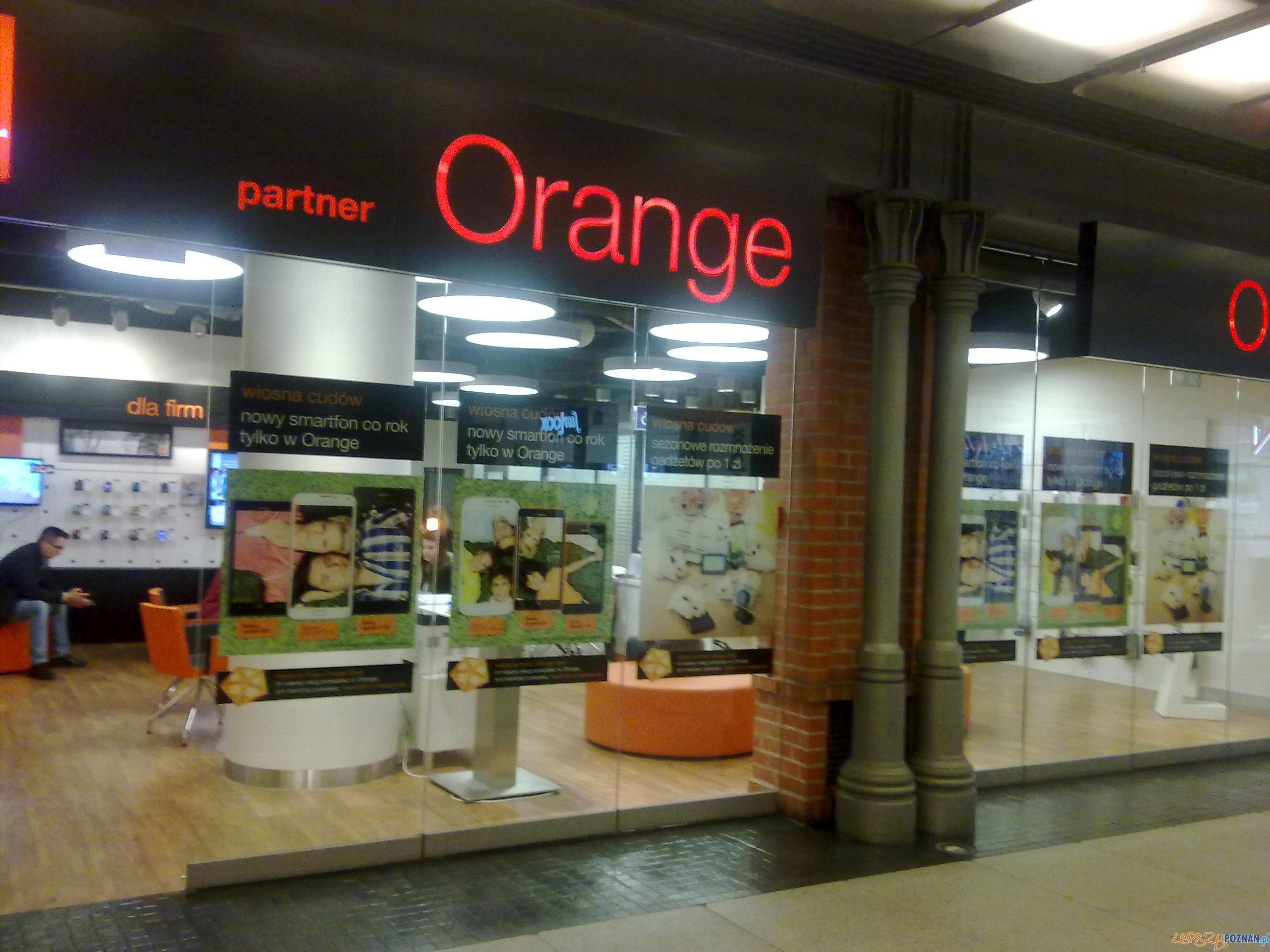 Orange w Starym Browarze  Foto: lepszyPOZNAN / TD