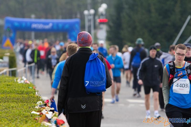 7. Poznań półmaraton - 6.04.2014 r.  Foto: lepszyPOZNAN.pl / Piotr Rychter