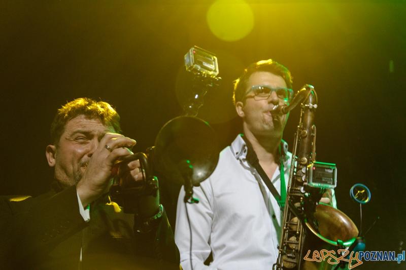 Taste The Music - Moszczyński Pietsch & Bibobit  Foto: lepszyPOZNAN.pl / Piotr Rychter