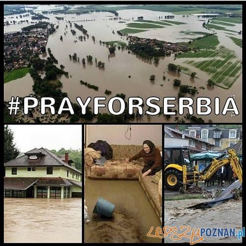 Zbiórka darów dla serbii  Foto: facebook