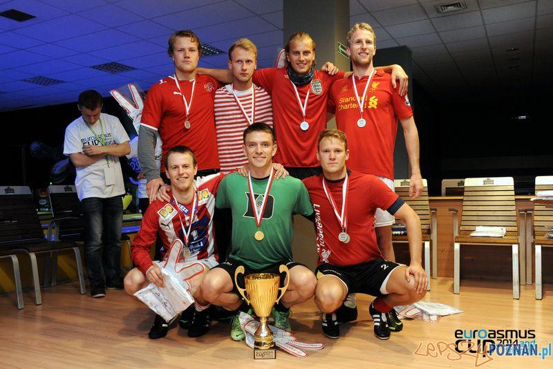 Zwycięzcy Eurasmus Cup 2014  Foto: mat. prasowe