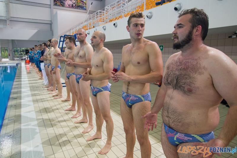 DSW Waterpolo Poznań - ŁSTW Uniwersytet Łódzki  Foto: lepszyPOZNAN.pl / Piotr Rychter
