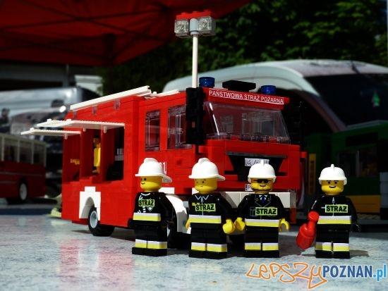 Strażacy z Lego  Foto: Mateusz Wawrowski