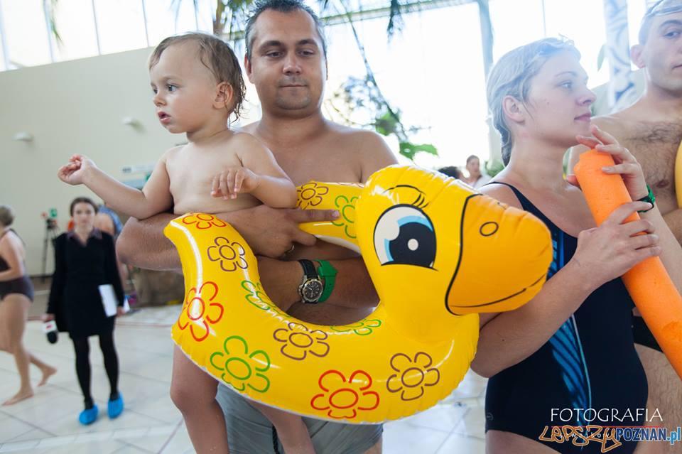 Nauka pływania z Fregatą  Foto: