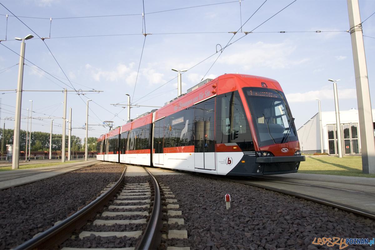 Tramino dla Brunszwiku  Foto: Solaris