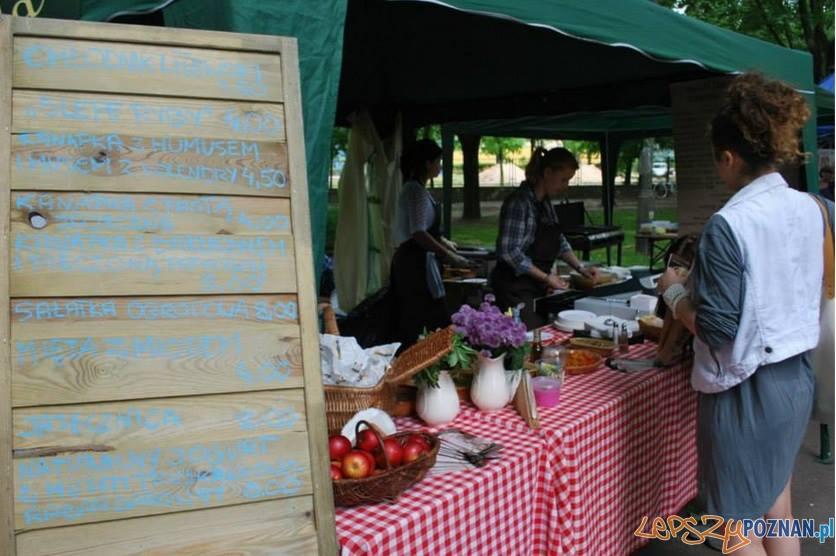piknik rodzinny z wieloma atrakcjami dla dzieci i dorosłych  Foto: Fundacja Familijny Poznań