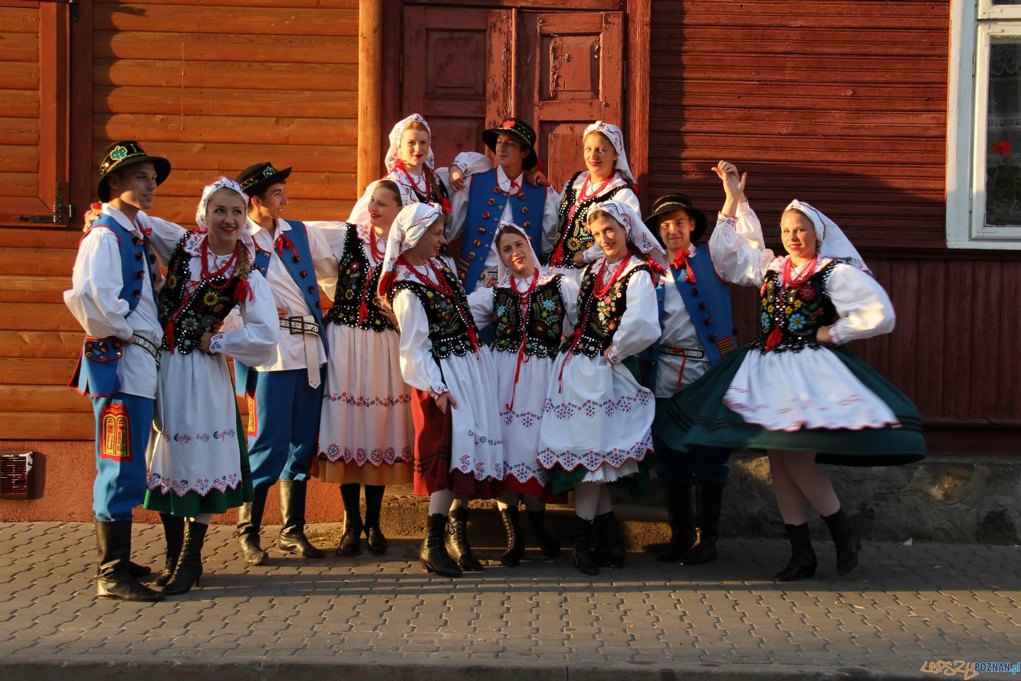 Zespół Pieśni i Tańca Chludowianie  Foto:  Zespół Pieśni i Tańca Chludowianie