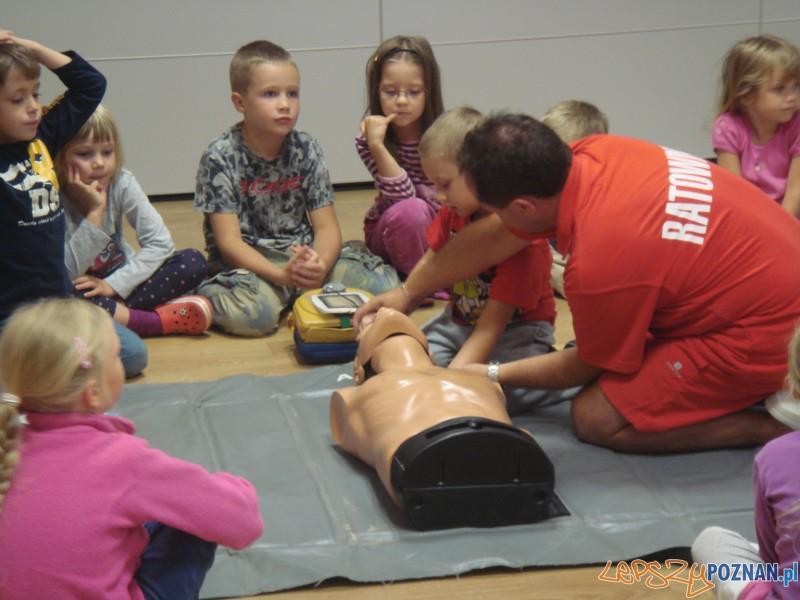 Pierwsza pomoc zajecia dla dzieci   Foto: Fregata Swimming