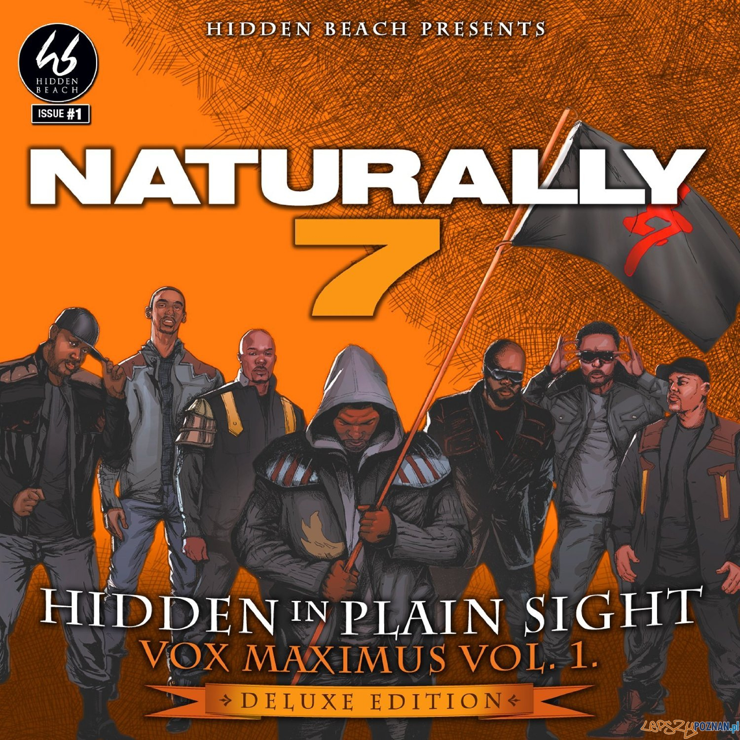 Naturally 7 - Hidden in Plain Sight [deluxe edition]  Foto: