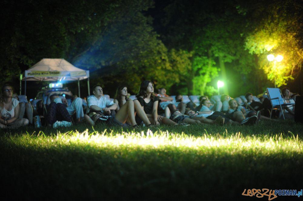 Kino pod chmurką  Foto: mat. Skoda