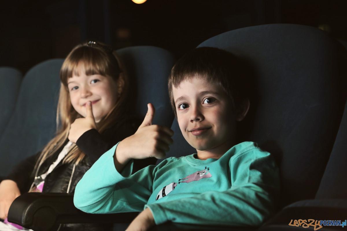 Publiczność podczas Festiwalu Kino Dzieci  Foto: materiały prasowe
