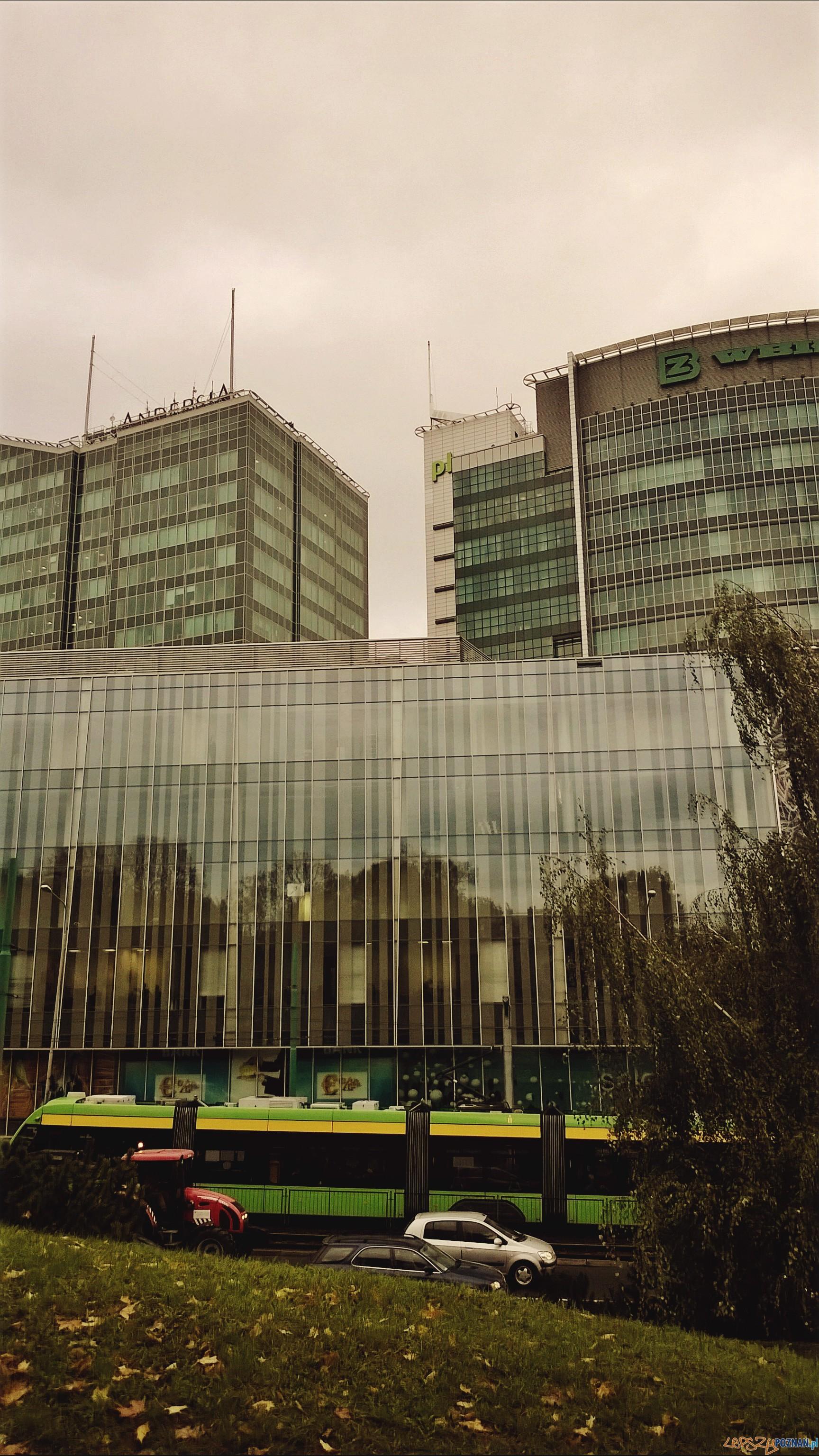Biurowce na Kościuszki - Andersia   Foto: TD