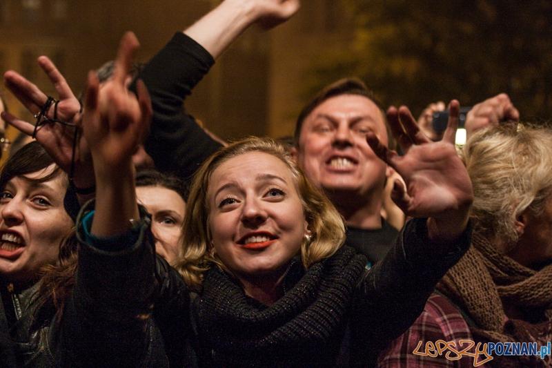 Obchody Święta Niepodległości - Hey (11.11.2014) CK Zamek  Foto: © LepszyPOZNAN.pl / Karolina Kiraga