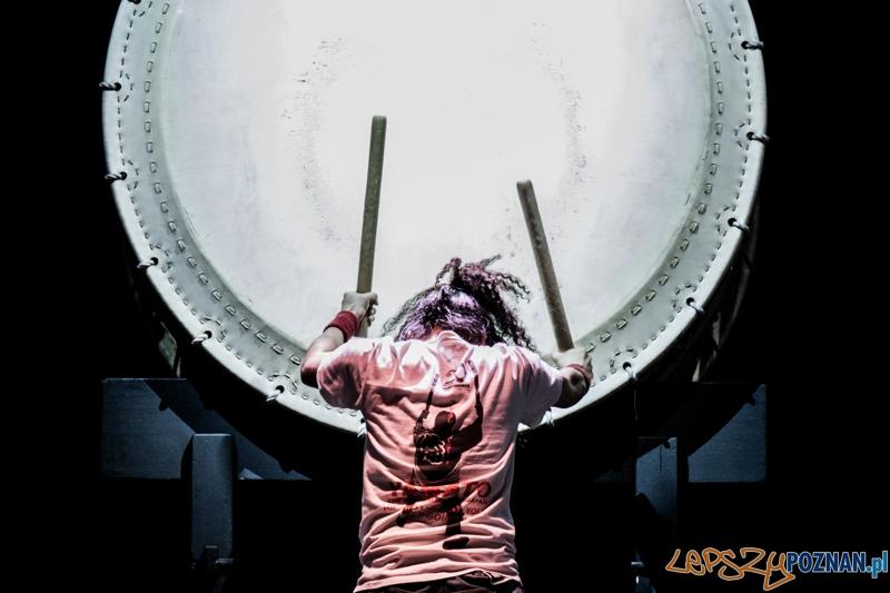 Yamato - the Drummers of Japan (22.11.2014) Sala Ziemi  Foto: © LepszyPOZNAN.pl / Karolina Kiraga