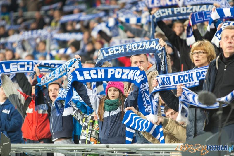 15. kolejka T-Mobile Ekstraklasy - Lech Poznań - Podbeskidzie Bielsko-Biała  Foto: lepszyPOZNAN.pl / Piotr Rychter
