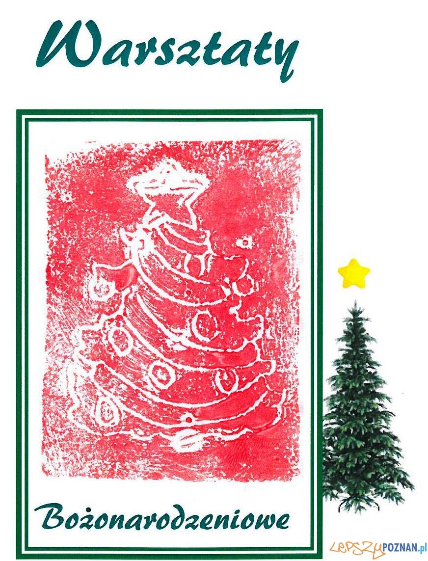 Warsztaty Bożonarodzeniowe  Foto: