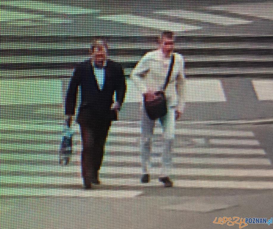 Poszukiwani sprawcy kradzieży  Foto: KMP