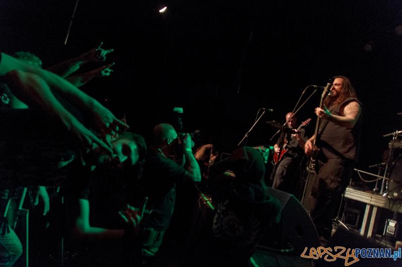 Koncert Deicide w Eskulapie - 18.12.2014 r.  Foto: LepszyPOZNAN.pl / Paweł Rychter