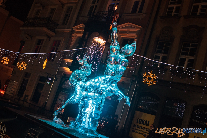 Stihl Poznan Ice Festival - wystawa pokonkursowa - 14.12.2014 r.  Foto: LepszyPOZNAN.pl / Paweł Rychter