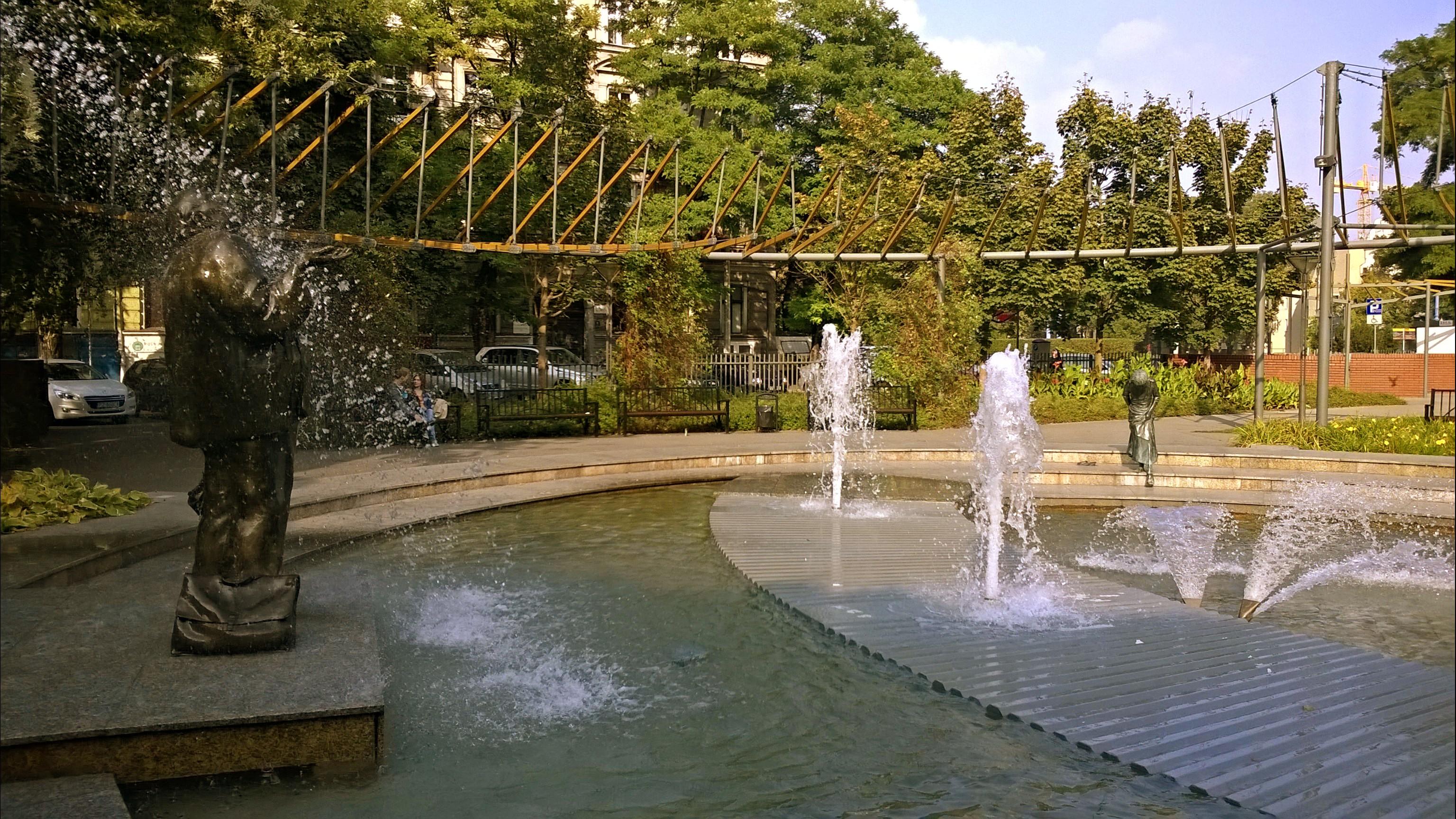 Ogródki Zakrzewskiego  Foto: Tomasz Dworek