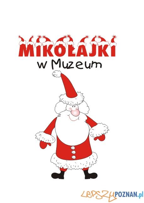 Mikołajki w  Muzeum  Foto: Muzeum Archeologiczne