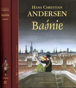 Baśnie Andersena  Foto: materiały wydawnictwa