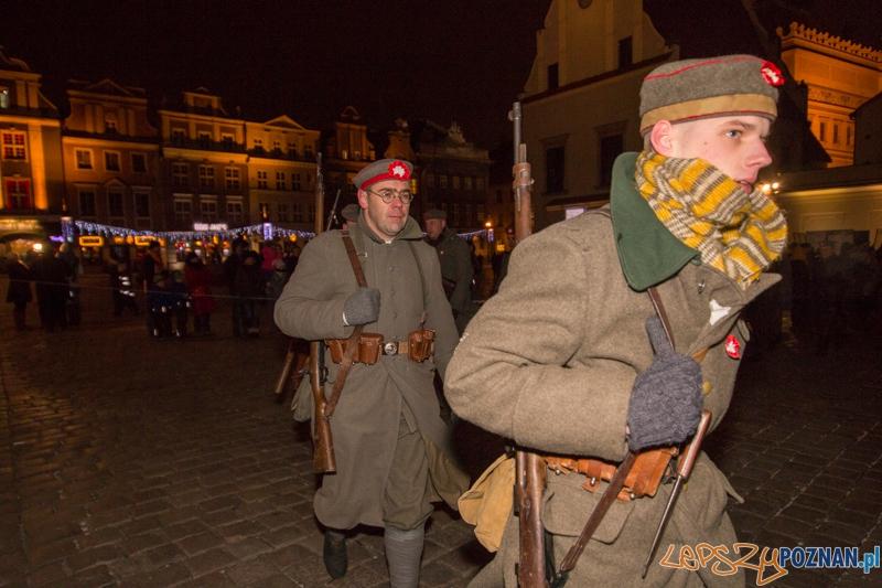 Cześć i chwała Bohaterom  Foto: lepszyPOZNAN.pl / Piotr Rychter