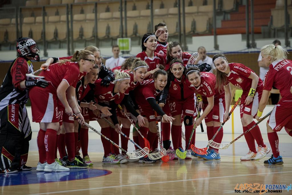 Unihokej Reprezentacja Polski   Foto: materiały prasowe