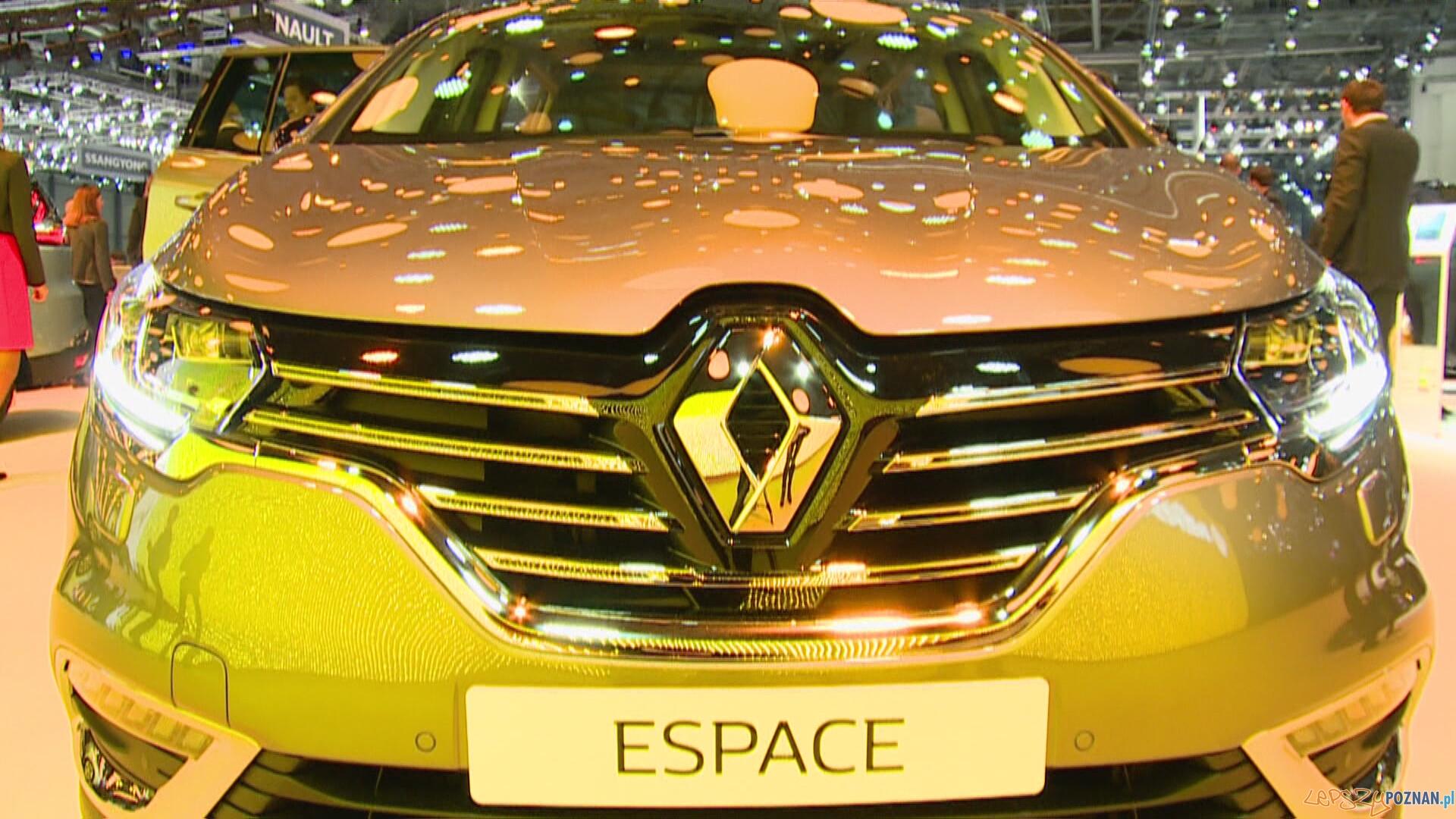 Nowosci od Renault  Foto: x-news