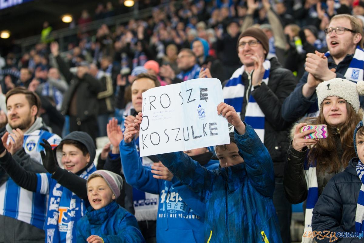 25. kolejka T-Mobile Ekstraklasy - Lech Poznań - Legia Warszawa (najlepsi kibice na świecie)  Foto: lepszyPOZNAN.pl / Piotr Rychter