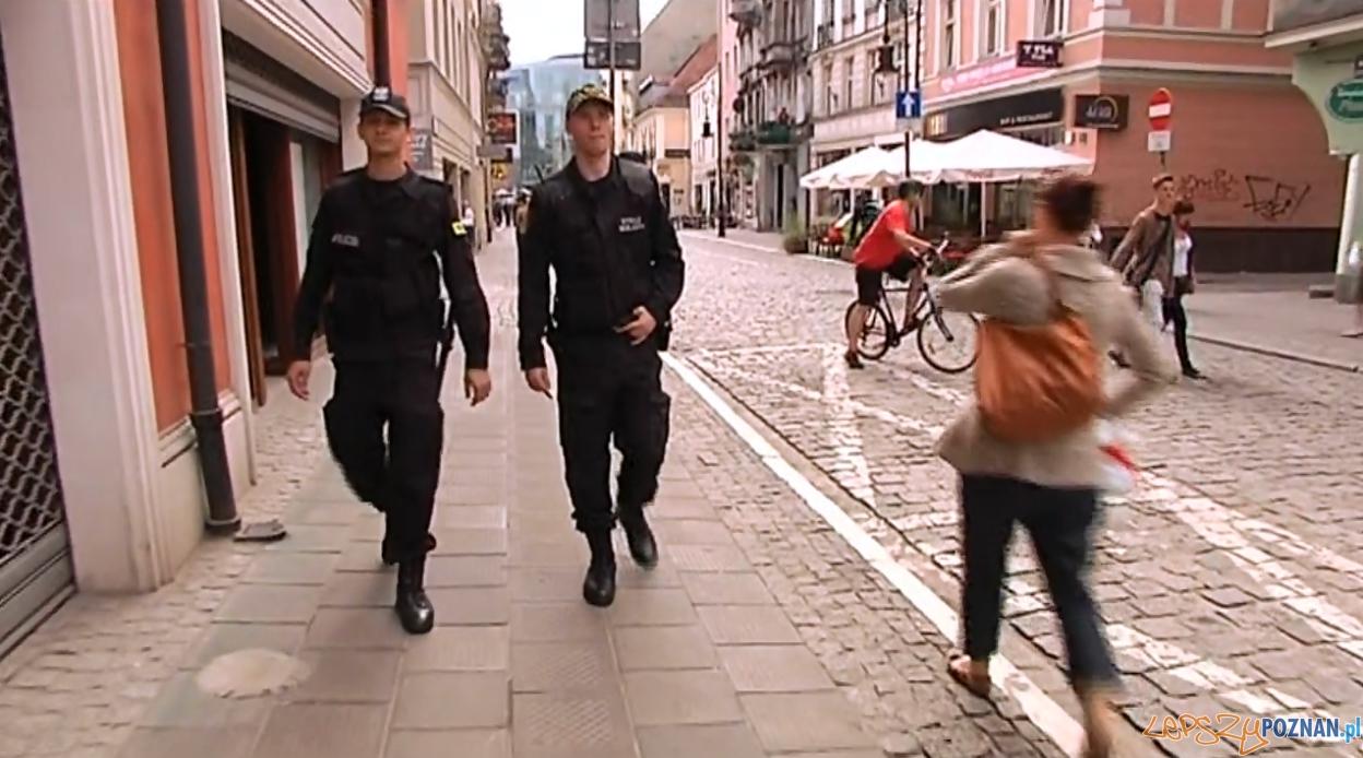 Wspólne patrole Straży Miejskiej i Policji (5)  Foto: Straż Miejska