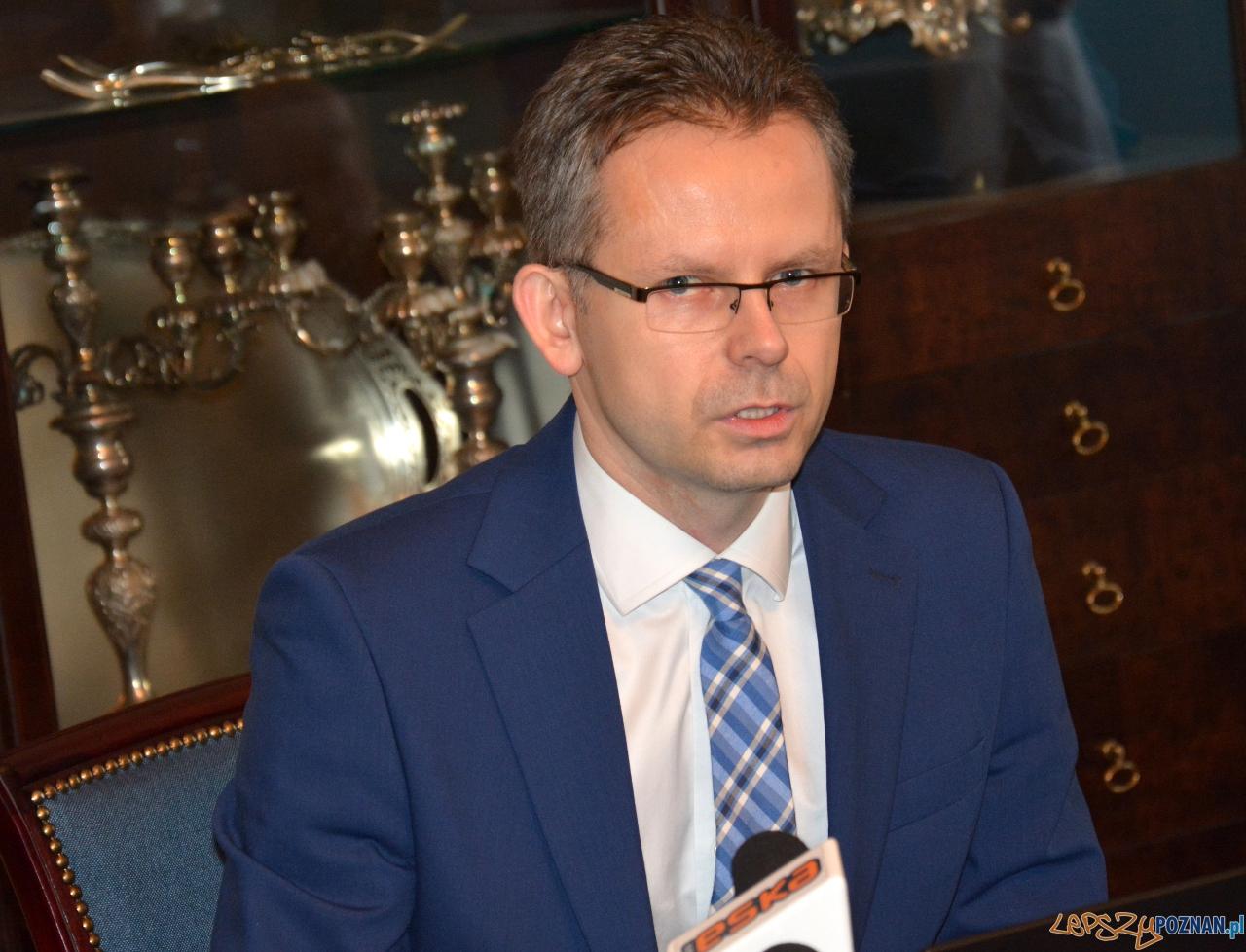 Łukasz Dondajewski, Miejski Inżynier Ruchu w Poznaniu  Foto: UM Poznania