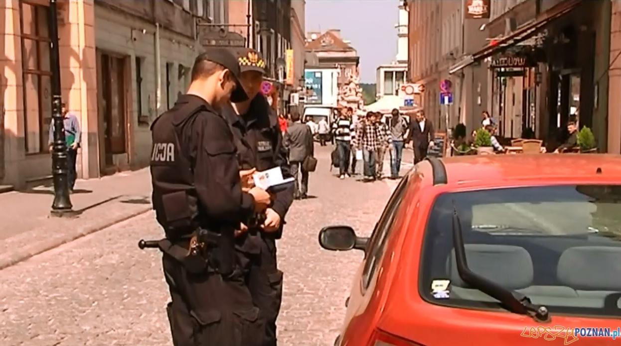 Wspólne patrole Straży Miejskiej i Policji (1)  Foto: Straż Miejska