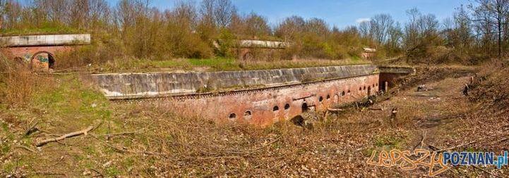 Fort Va na Piątkowie  Foto: materiały prasowe